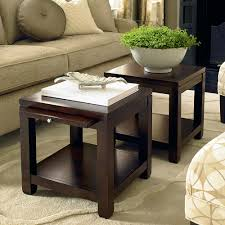 bunching coffee tables. The Redin Park Bunching Cube Coffee Table\u0027s Rich Walnut Finish, Clean Lines, And Sophisticated Style Commands Attention. Tables