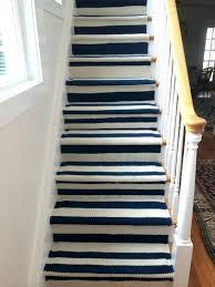 modern rug runners striped stair runner mudroom handsome cream blue stripe carpet rug runner modern with