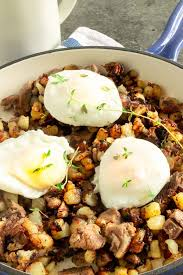 And make sure the thermometer is inserted into. Breakfast Hash Recipe Prime Rib Leftovers West Via Midwest