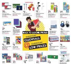 Back To School Sales 2018 School Supplies Walmart Target