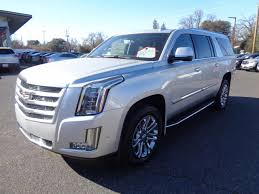New 2018 Cadillac Escalade ESV from your Jamestown CA dealership ...