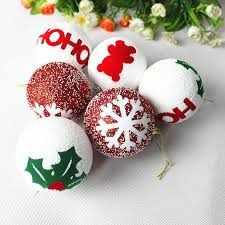 Foam Christmas Ball <b>Christmas Decorations</b> Christmas <b>Tree</b> ...
