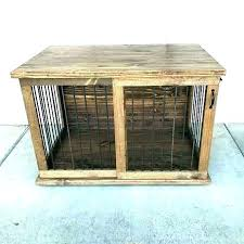 diy dog crate dog kennel table dog crate end table extra large dog kennel table kennel