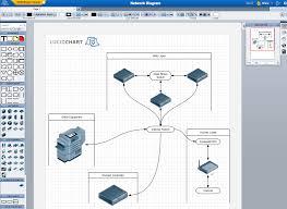 Online Network Diagram Design Tool Lucidchart Steps Up Online Business Diagrams Pcworld