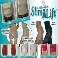 Slim N Lift Slimming Body Shaper Underwear Nude Color Xxl