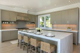 awesome contemporary crown molding for kitchen