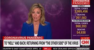 A former delta airlines employee allegedly smuggled 153 guns in 20 u.s. Brooke Baldwin Defeats Covid 19 And Is Back Anchoring Cnn Newsroom Tvnewser