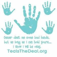 Ovarian Cancer on Pinterest | Cancer Awareness, Cancer and Cancer ... via Relatably.com
