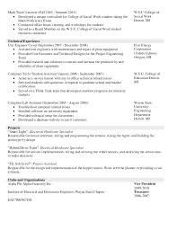 Sample Tutor Resume Directory Resume Sample