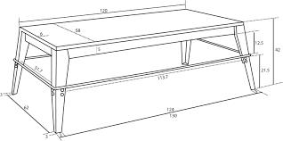 Table Basse Table A Manger Dimension Table Elegant Figure Role Avec ...