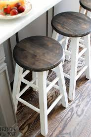 inexpensive bar stools. Cheap To Chic Bar Stool Makeover. See How Quick And Easy You Can Transform Projects With A Paint Sprayer Tent. Inexpensive Stools Pinterest