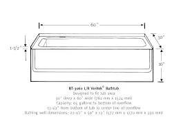 standard size tub shower unit sizes dimensions inches small of bathtubs plain s combo standard tub shower dimensions