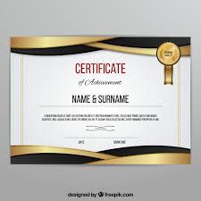 golden diploma template vector  golden diploma template vector