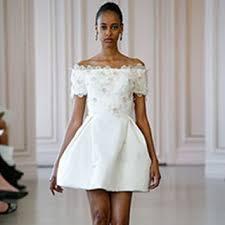 short wedding dresses brides