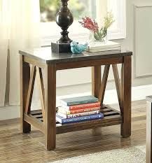 marble end tables end table with marble tile top dark oak marble dining tables uk