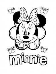 Mickey giving minnie mouse balloons disney coloring pages printable and coloring book to print for free. Minnie Free Printable Coloring Pages For Kids
