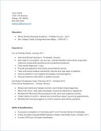 resumes for dental assistant example resume for dental assistant resume layout com