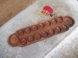 Mancala Wooden Board Game Brian's Mancala Board The Wood Whisperer 35