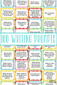 Visual writing prompts  LOTS of writing prompts  mostly middle to high  school but some elem appropriate  good for smartboard Pinterest