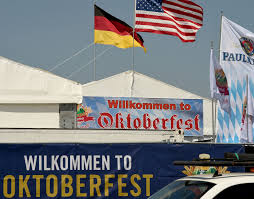 a golden oktoberfest season alpine village launches its 50th year of beer steeped bavarian bashes on friday daily breeze