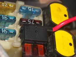 bryan s interior illumination project page ihmud forum then when i got to the metal cab transition i added a jack for removing the top b can i use an add a line fuse jacker type thing like this >>>