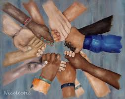 Image result for racial equality art