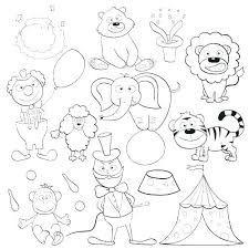 Carnival Games Coloring Pages Carnival Coloring Sheets Coloring