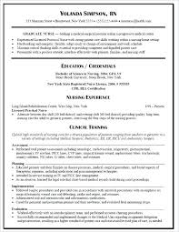 Sample Functional Resume For Nurses Best of Example Of Resume For Practical Training Home Care Nurse Resume