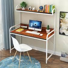 retro computer desk retro computer desk desktop home desk bookshelf combination simple modern desk writing desk