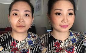unfiltered portfolio of fifi huang makeup