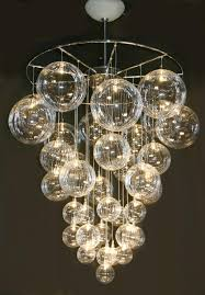 contemporary chandelier lighting idea with clean bubble shaped design brass interior diy rustic attractive vintage modern antique chandeliers unique large