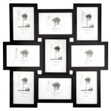 black picture frames. Wilko Black Multi Aperture Photo Frame Picture Frames