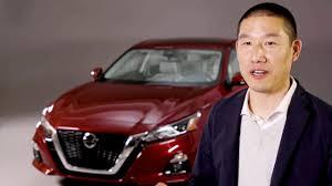 Nissan Altima New Design 2019 Altima The New Global Face Of Nissan Sedan Design