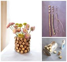 DIY Tree Branches Vase DIY Projects