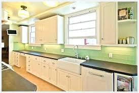brilliant green glass tile backsplash for kitchen picture bathroom shower uk idea australium fireplace home depot