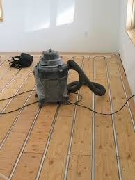 thermofin u radiant heating system installation see our website and you s for more information