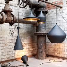 loft rotterdam industrial rock pendant lighting. Tom Dixon Lighting Industrial Modern Fantastic Throughout Designs 12 · LOFT Rotterdam Rock Pendant Loft I