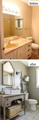 Home Reno BeforeAfters You Have To See Home Trends Magazine - Bathroom remodel trends