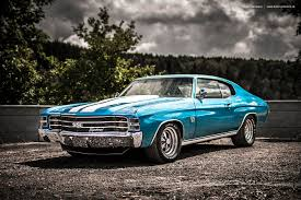 1971 Chevrolet Chevelle SS by AmericanMuscle on DeviantArt