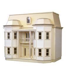 Unfinished Dollhouse Kits