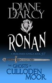 Ronan (The Ghosts of Culloden Moor #37) by Diane Darcy