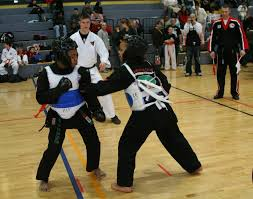 Karate Tech students roundhouse competition > Aviano Air Base > News Display