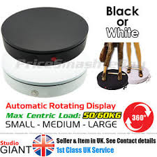 Rotating Display Stand Uk SHOP DISPLAY STAND 100 DEGREE ROTATING TURNTABLE MANNEQUIN TABLE 8