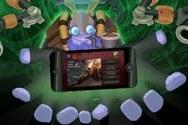 the top mobile apps for dota 2