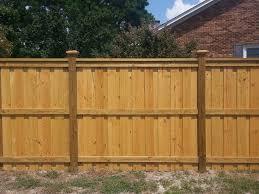 fencing wilmington nc. Perfect Fencing Fence Company Wilmington NC In Fencing Wilmington Nc
