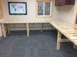 pallet furniture desk. Pallet Furniture - Custom Desks And Cedar Box  Company Pallet Furniture Desk