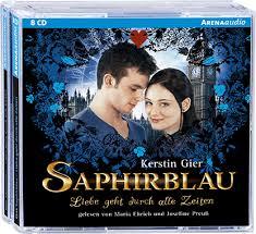 Bildergebnis für saphirblau hörbuch