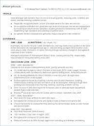Sample Resume For Inventory Clerk Igniteresumes Com