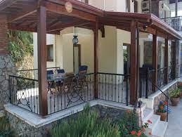 a porch and veranda gazebo