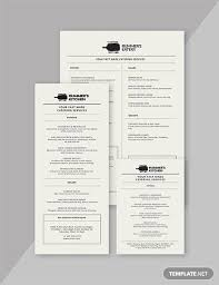 dinner template free 25 dinner party menus in illustrator ms word pages
